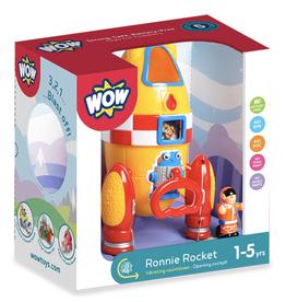 WOW Toys WOW Toys - Ronnie Rocket