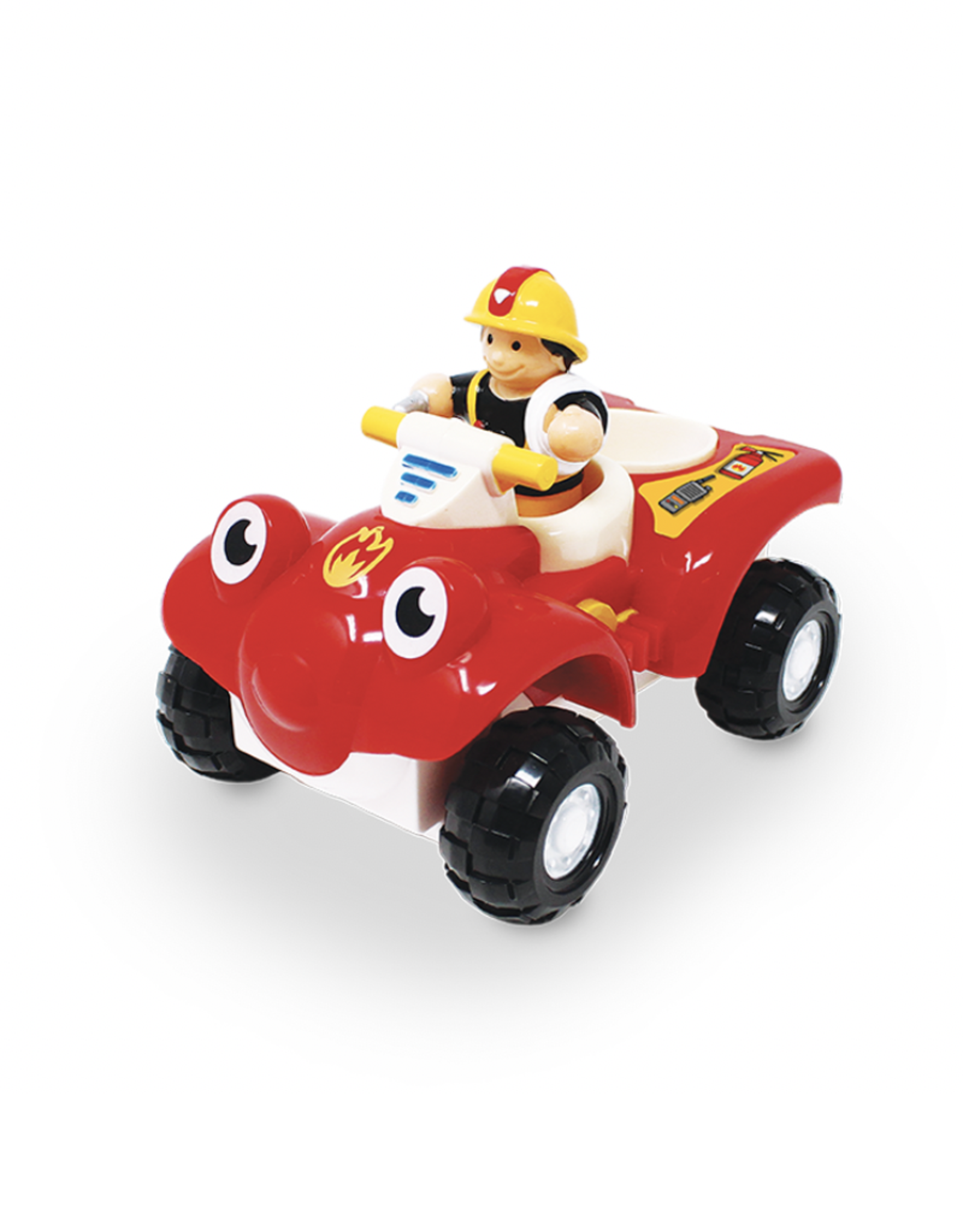 WOW Toys WOW Toys - Fire Buggy Bertie