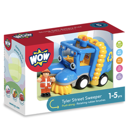 WOW Toys WOW Toys - Tyler Street Sweeper