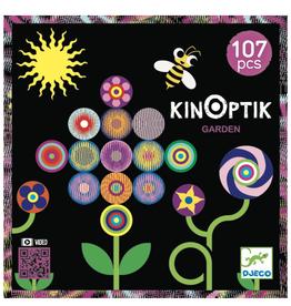 Djeco Kinoptik Garden - 107pcs