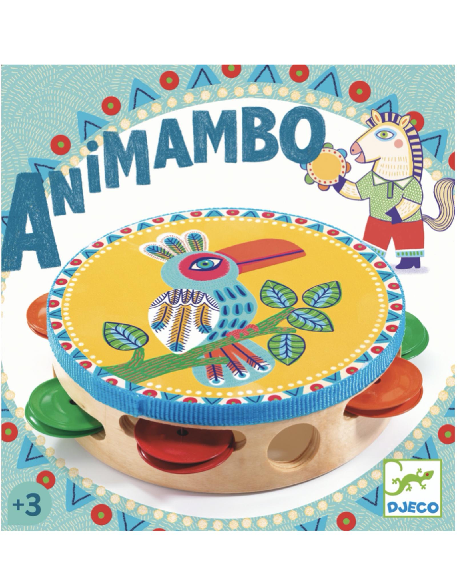 Animambo Animambo - Tambourine