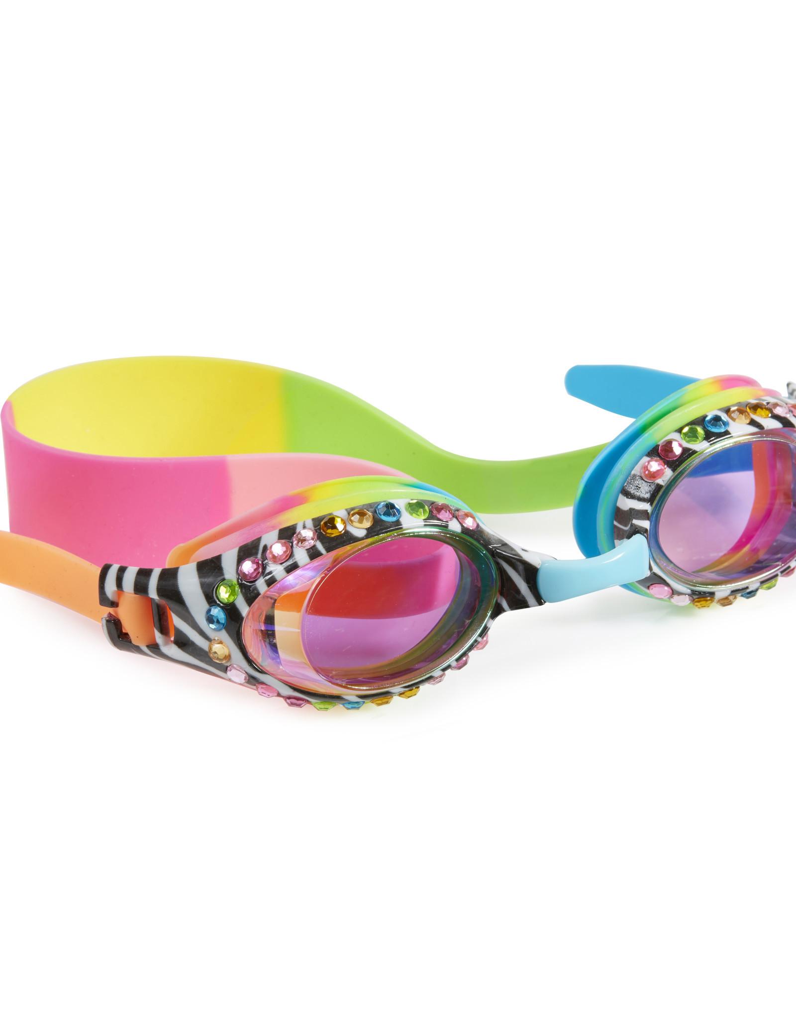 Bling2o Bling2o Goggles - Zebra Rainbow