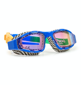 Bling2o Bling2o Goggles - Back Stroke Blue
