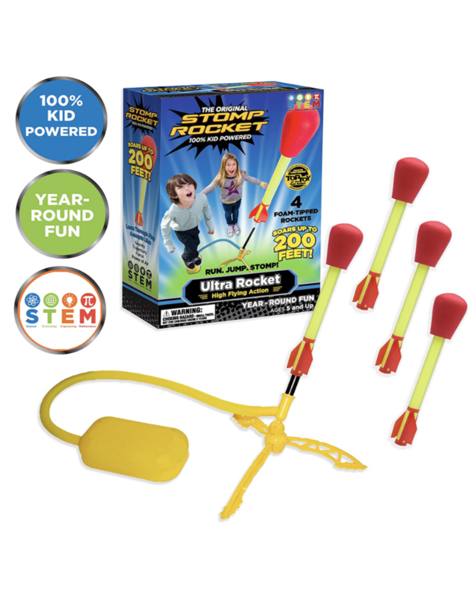 Stomp Rocket Stomp Rocket Ultra