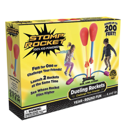 Stomp Rocket Dueling Stomp Rocket