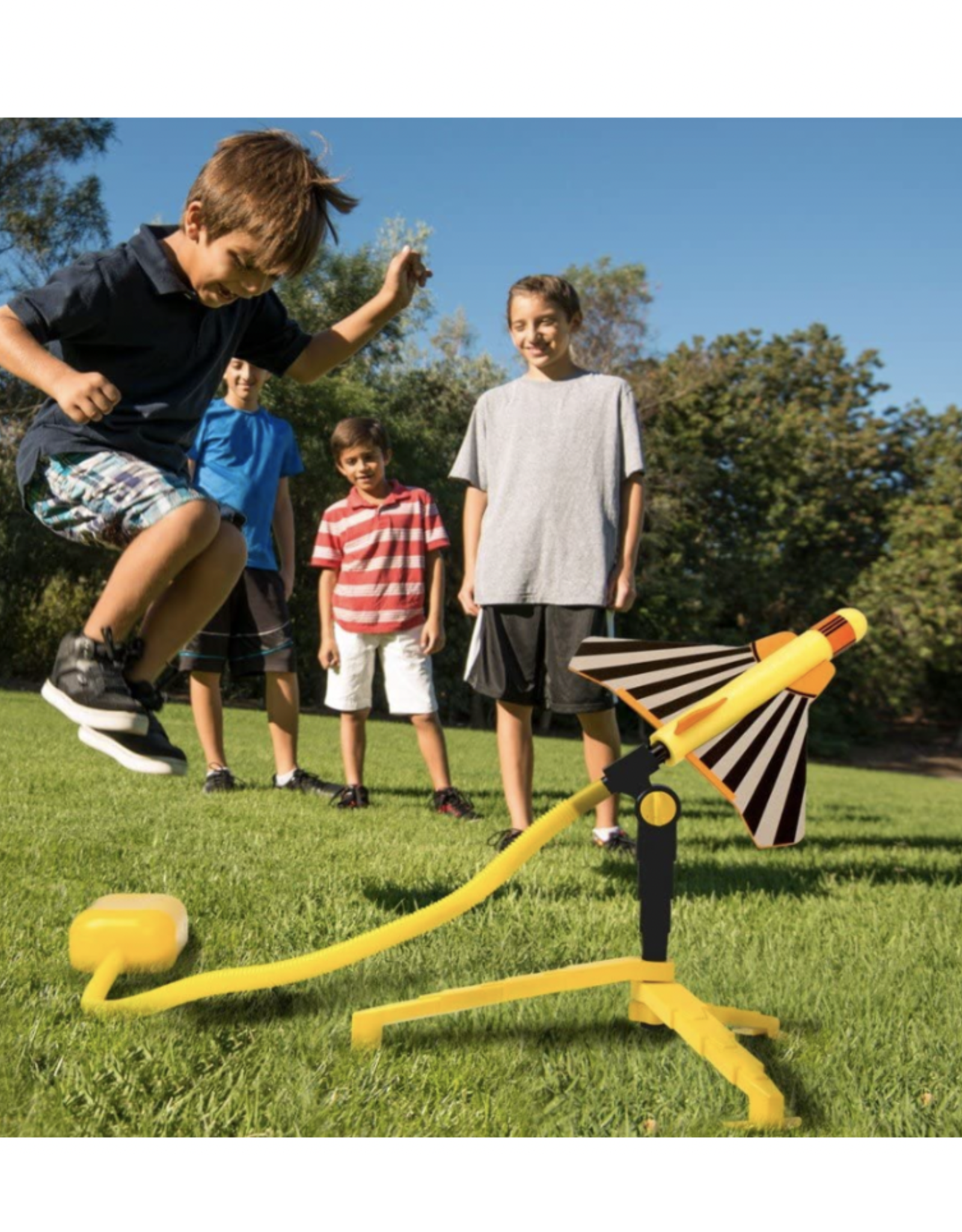 Stomp Rocket Stunt Planes Stomp Rocket