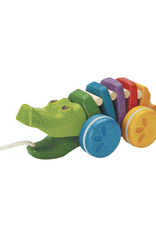 Plan Toys Plan - Rainbow Alligator