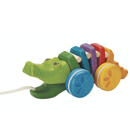 Plan Toys Plan - Rainbow Alligator
