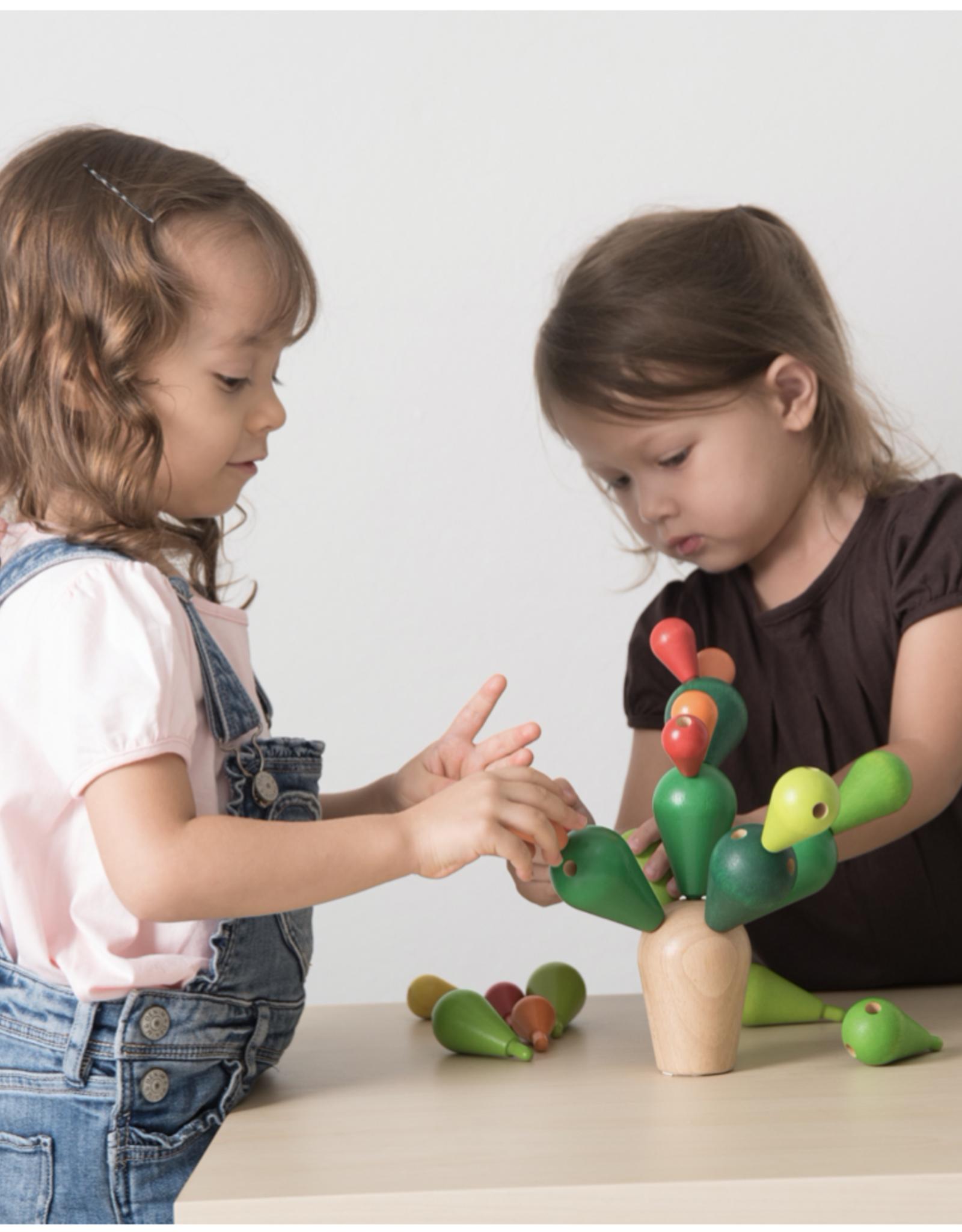Plan Toys Plan - Balancing Cactus
