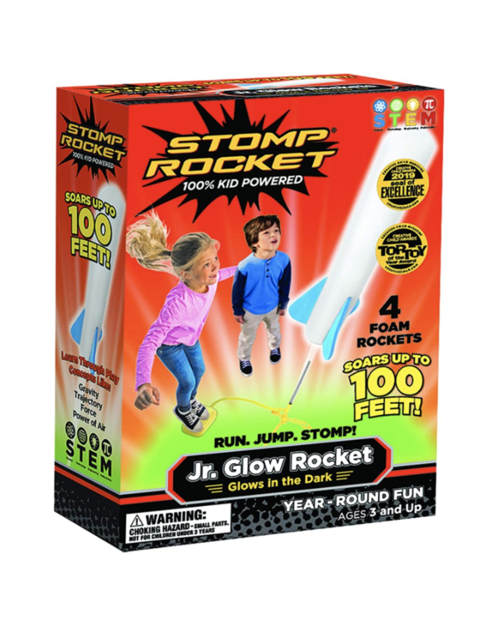 Stomp Rocket Stomp Rocket Jr. Glow