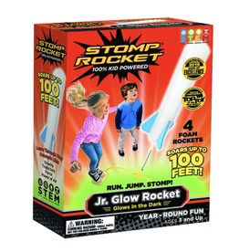 Stomp Rocket Stomp Rocket Jr. Glow