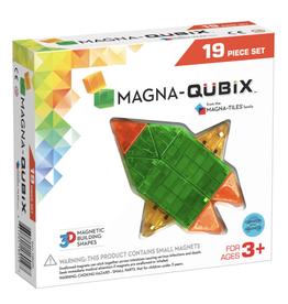 Magnatiles Magna-Qubix 19 Piece Set