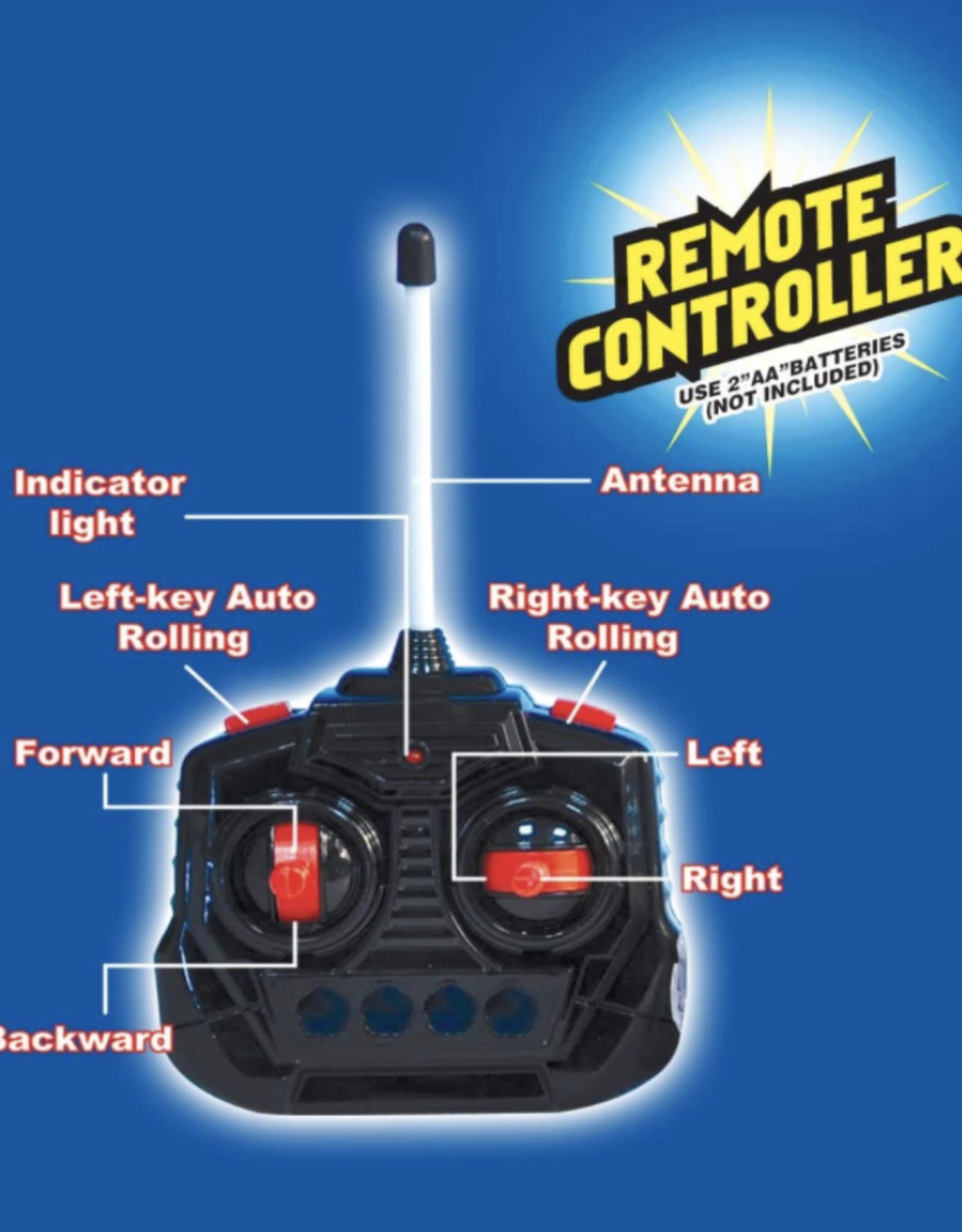 Mindscope Turbo Twister 49MHz Stunt RC