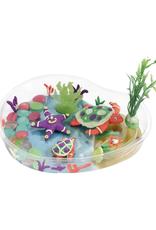 Creativity for Kids Glow in the Dark Turtle Lagoon