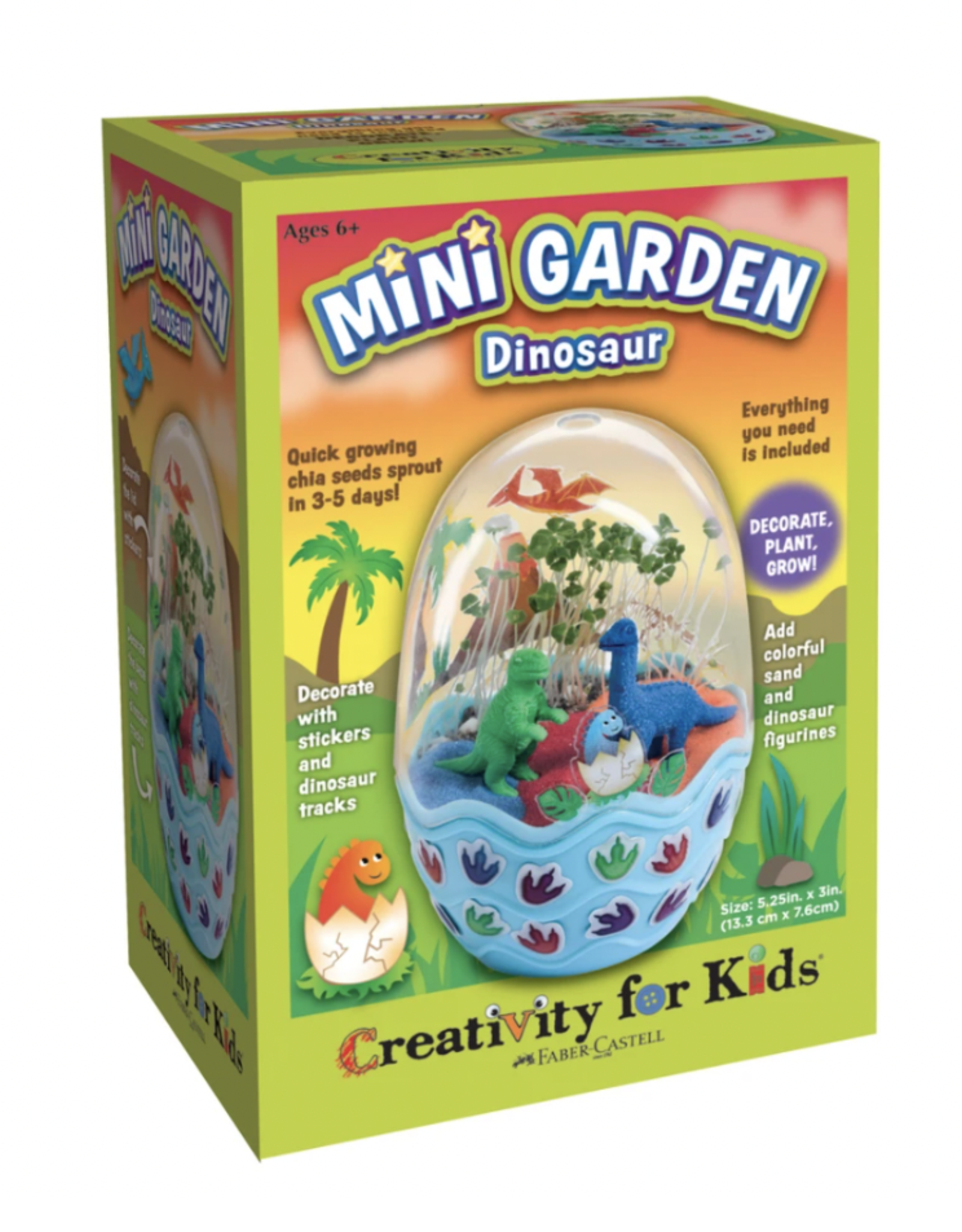 Creativity for Kids Mini Garden Dinosaur