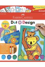 Faber Castell Dot a Design - Animals