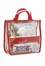 Faber Castell Young Artist Learn to Paint Set