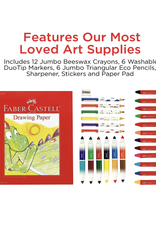 Faber Castell Young Artist Coloring Gift Set