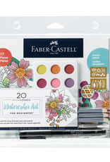 Faber Castell 20 Minute Studio Watercolor Art For Beginners