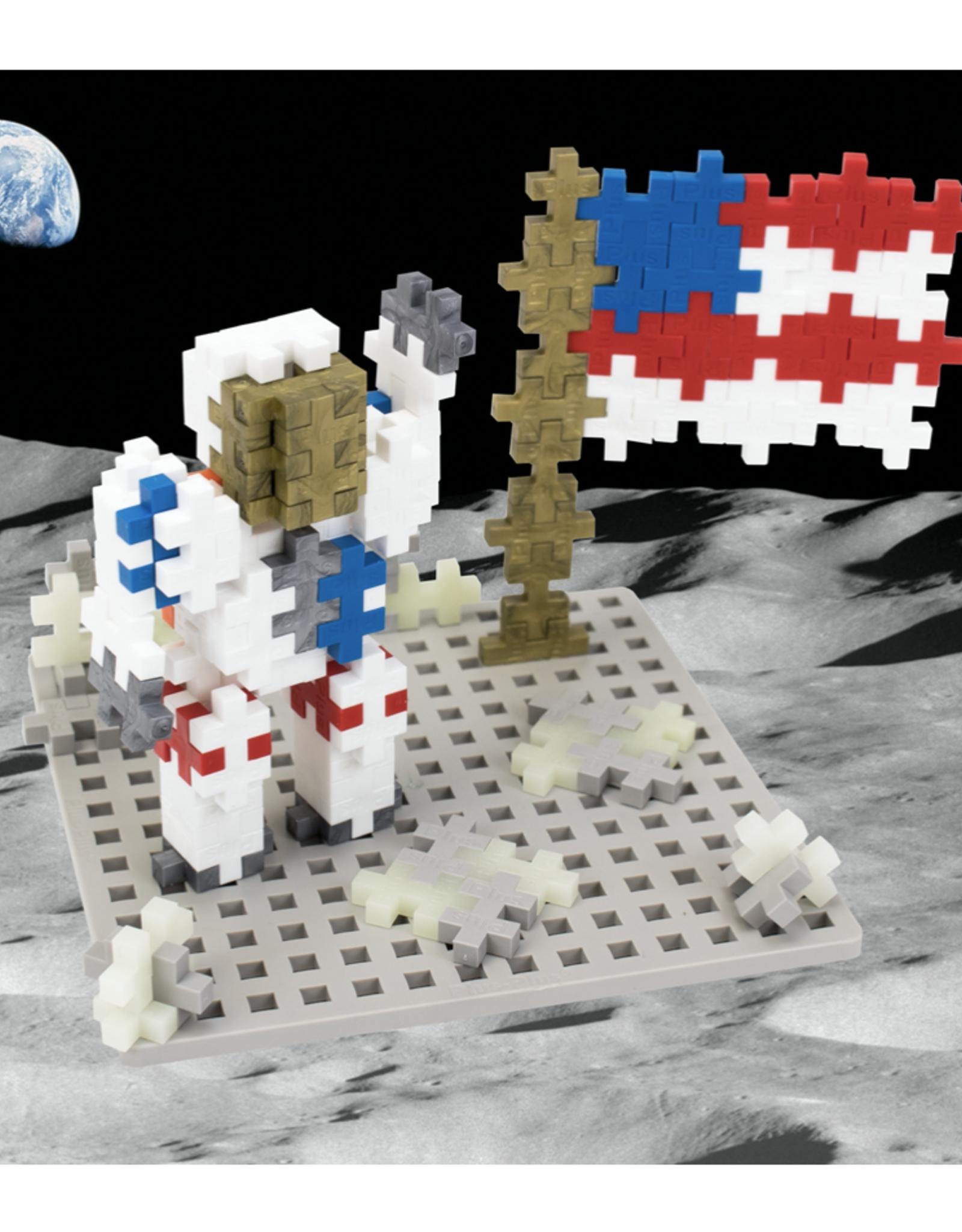 Plus-Plus Plus Plus - Baseplate Builder - Moon