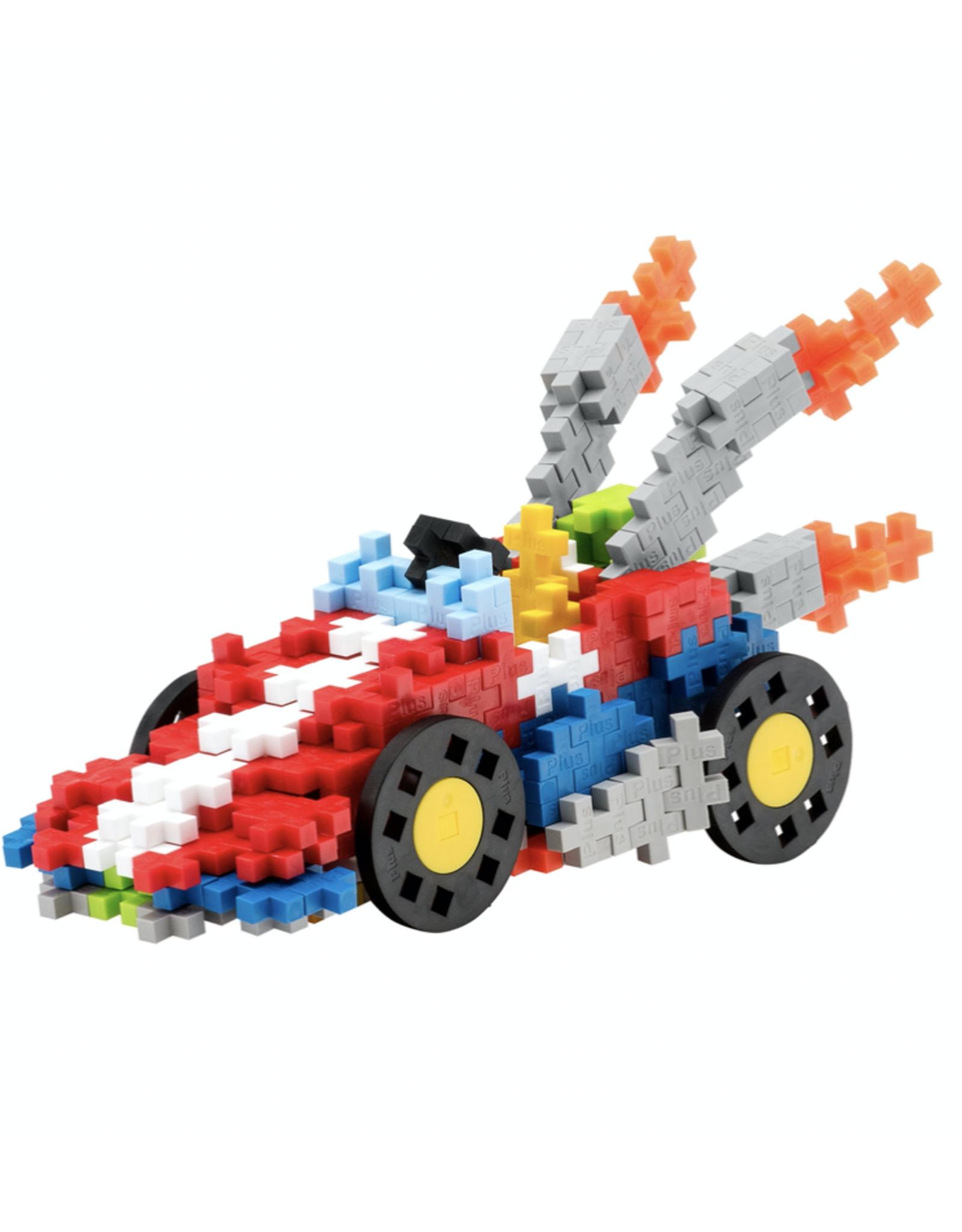 Plus-Plus Plus Plus - GO! Crazy Cart