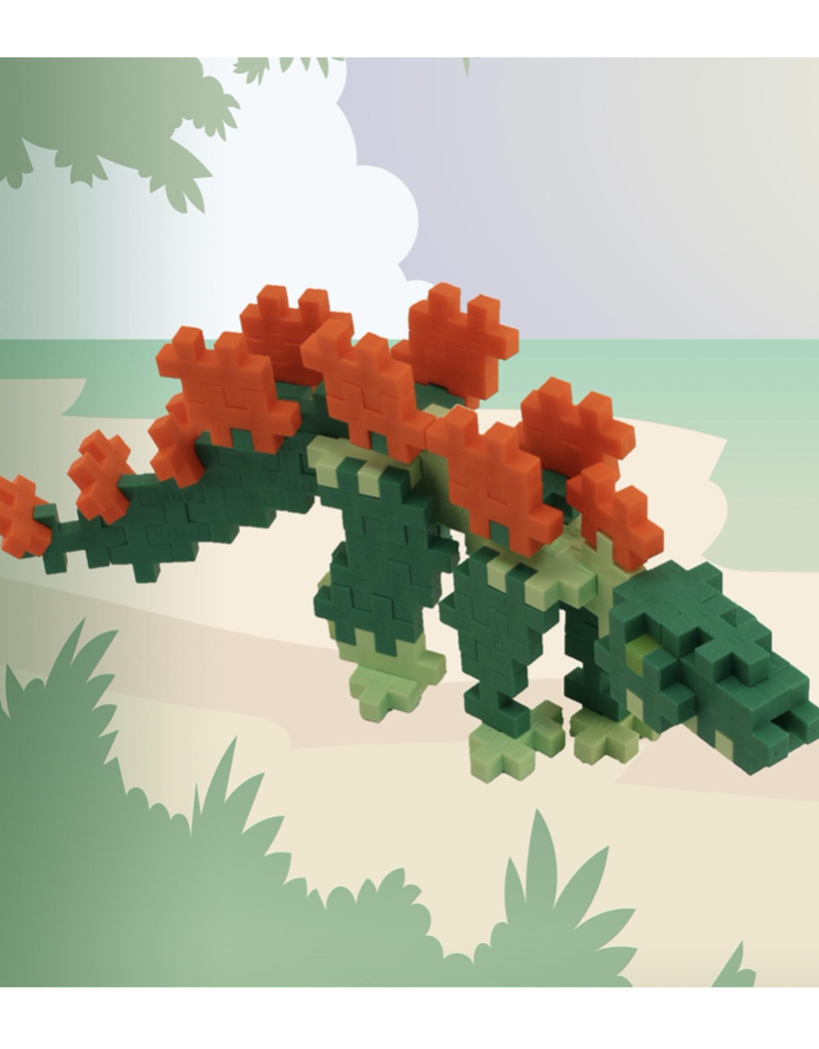 Plus-Plus Plus Plus - Stegosaurus