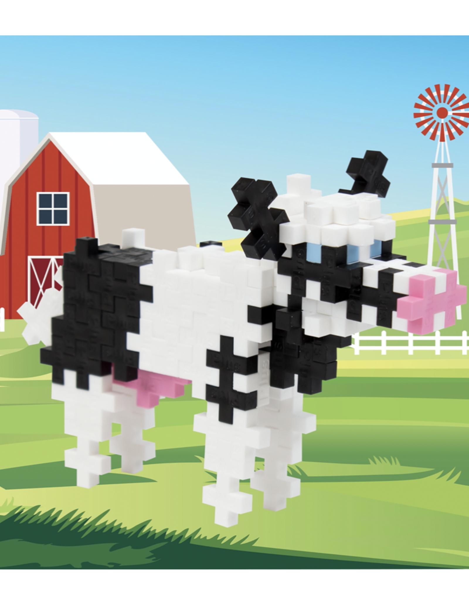 Plus-Plus Plus Plus - Cow
