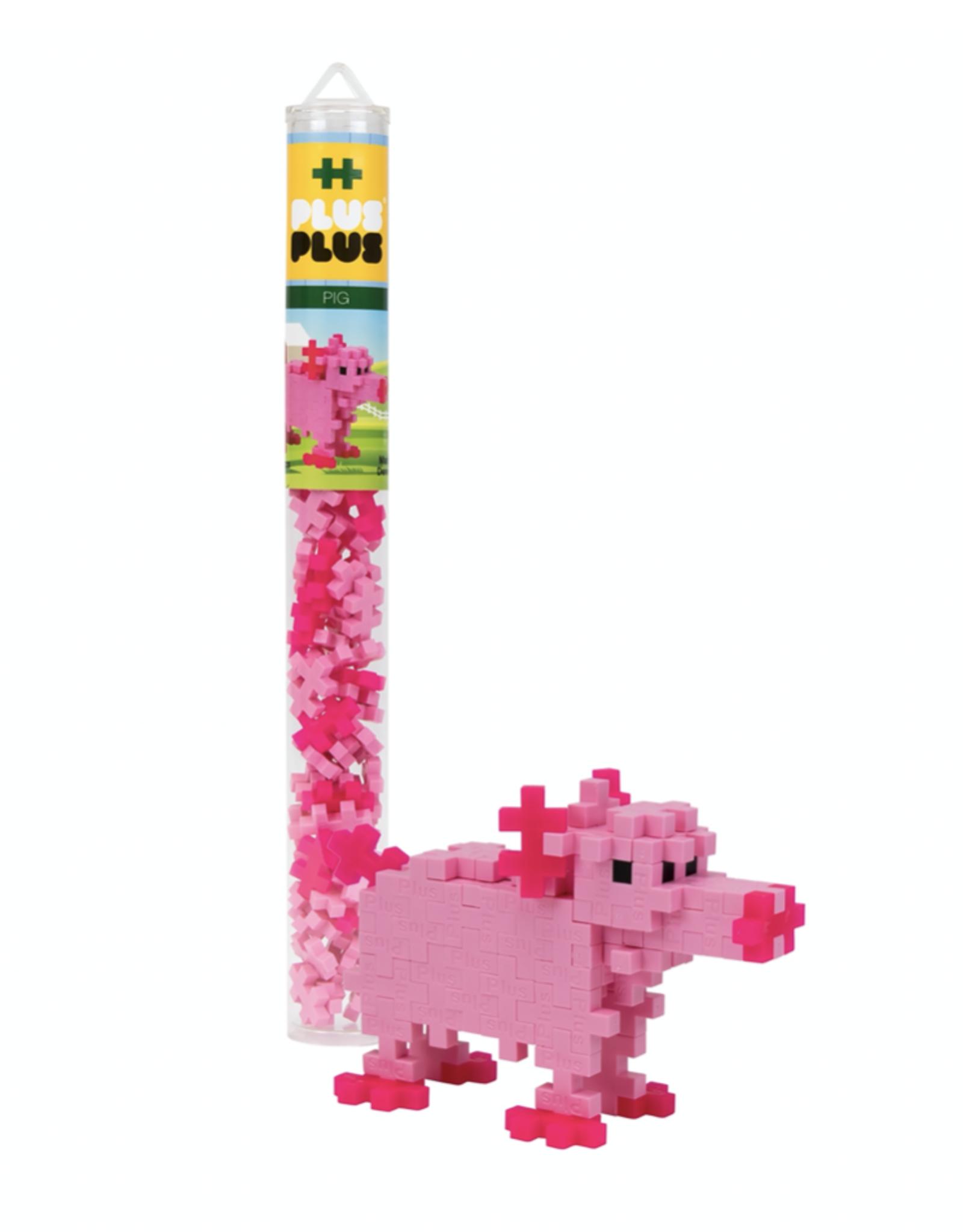 Plus-Plus Plus Plus - Pig