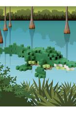 Plus-Plus Plus Plus - Alligator
