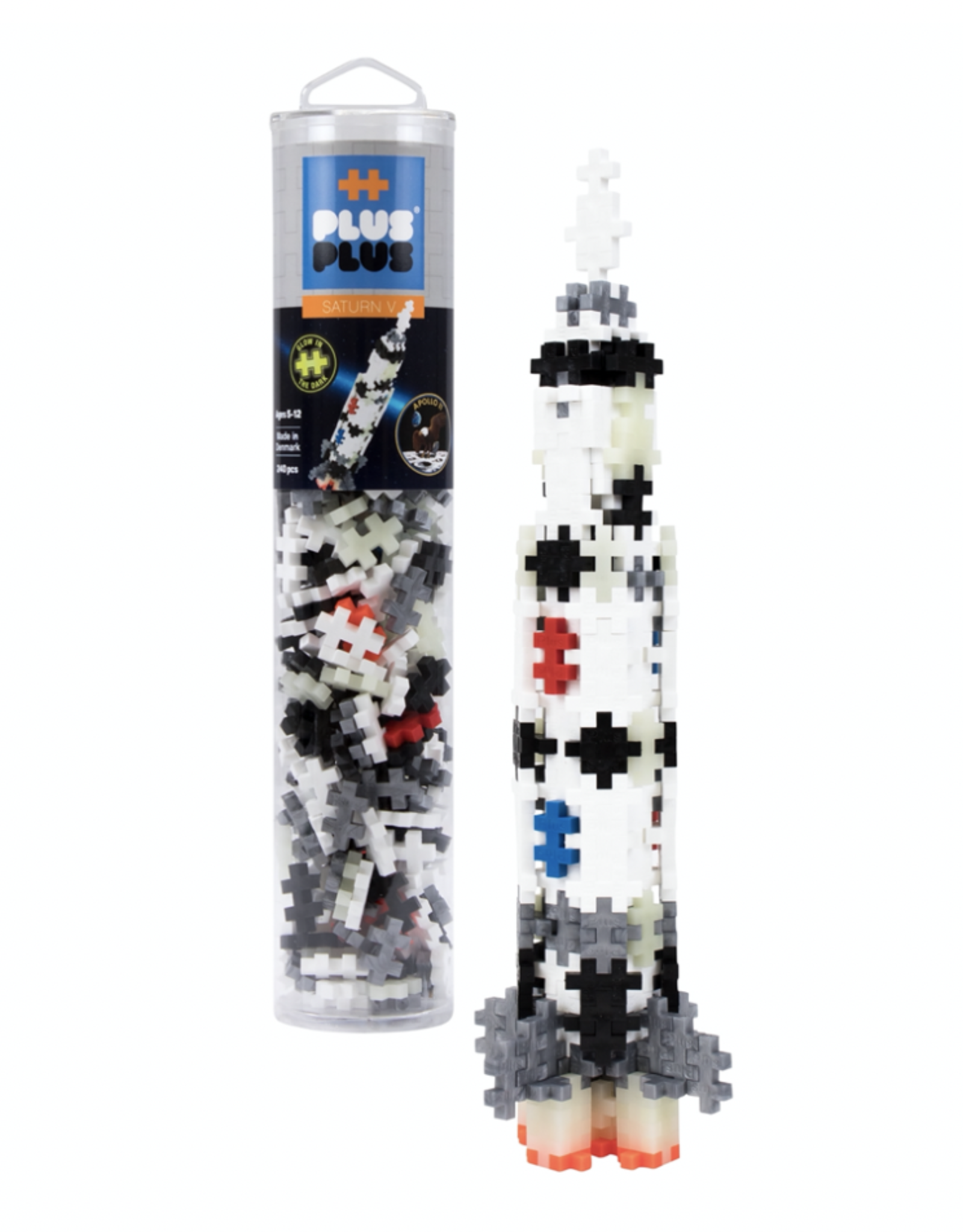 Plus-Plus Plus Plus -  Saturn V Rocket 240pc