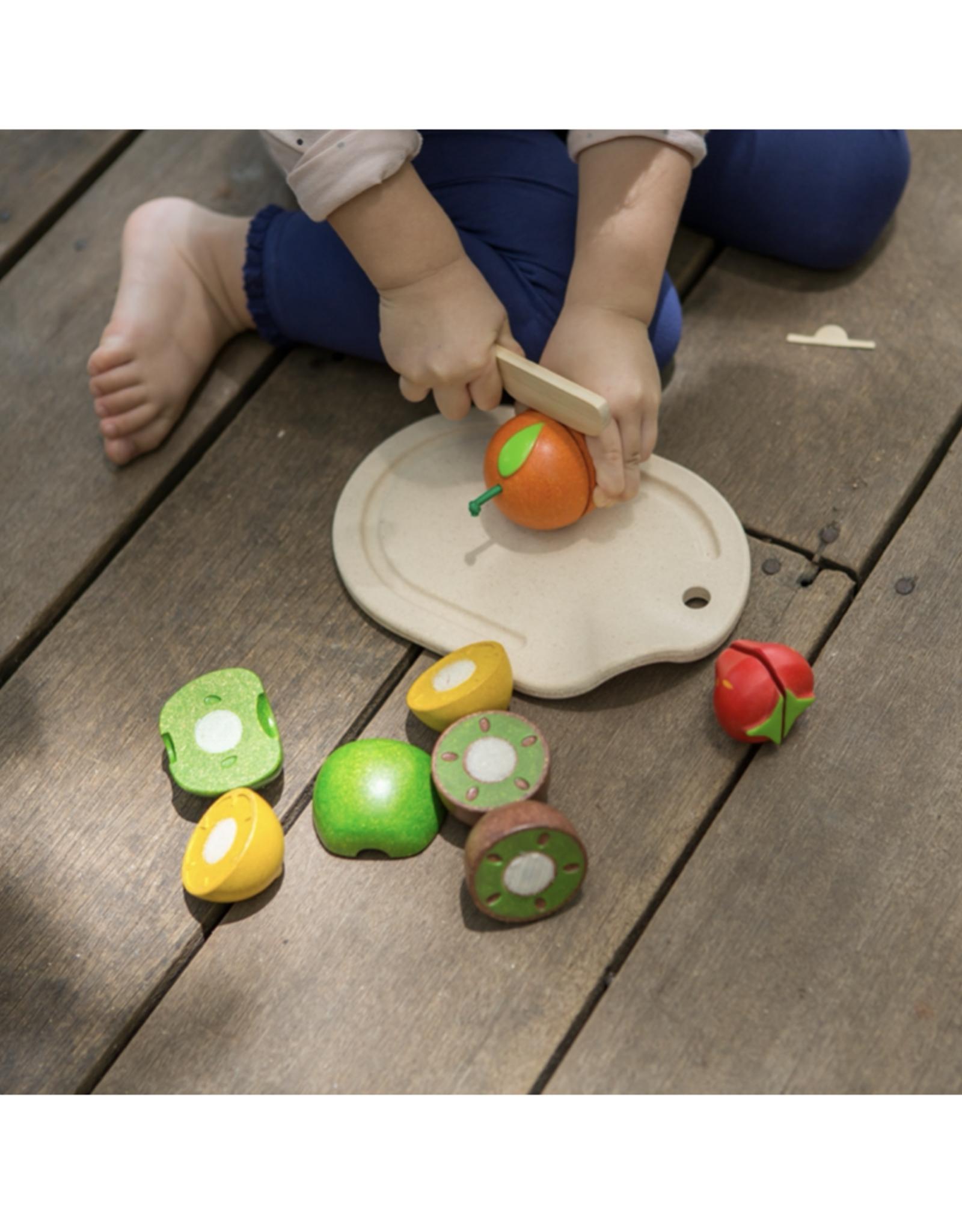 Plan Toys Plan - Assorted Fruit Set