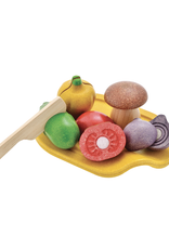 Plan Toys Plan - Assorted Vegetable Set