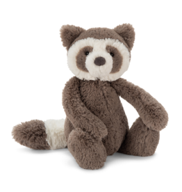 Jellycat Jellycat - Bashful Raccoon Small