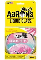 "Crazy Aaron's Puttyworld Crazy Aaron's Putty - Rose Lagoon 4"" Tin"