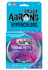 "Crazy Aaron's Puttyworld Crazy Aaron's Putty - Epic Amethyst 4"" Tin"