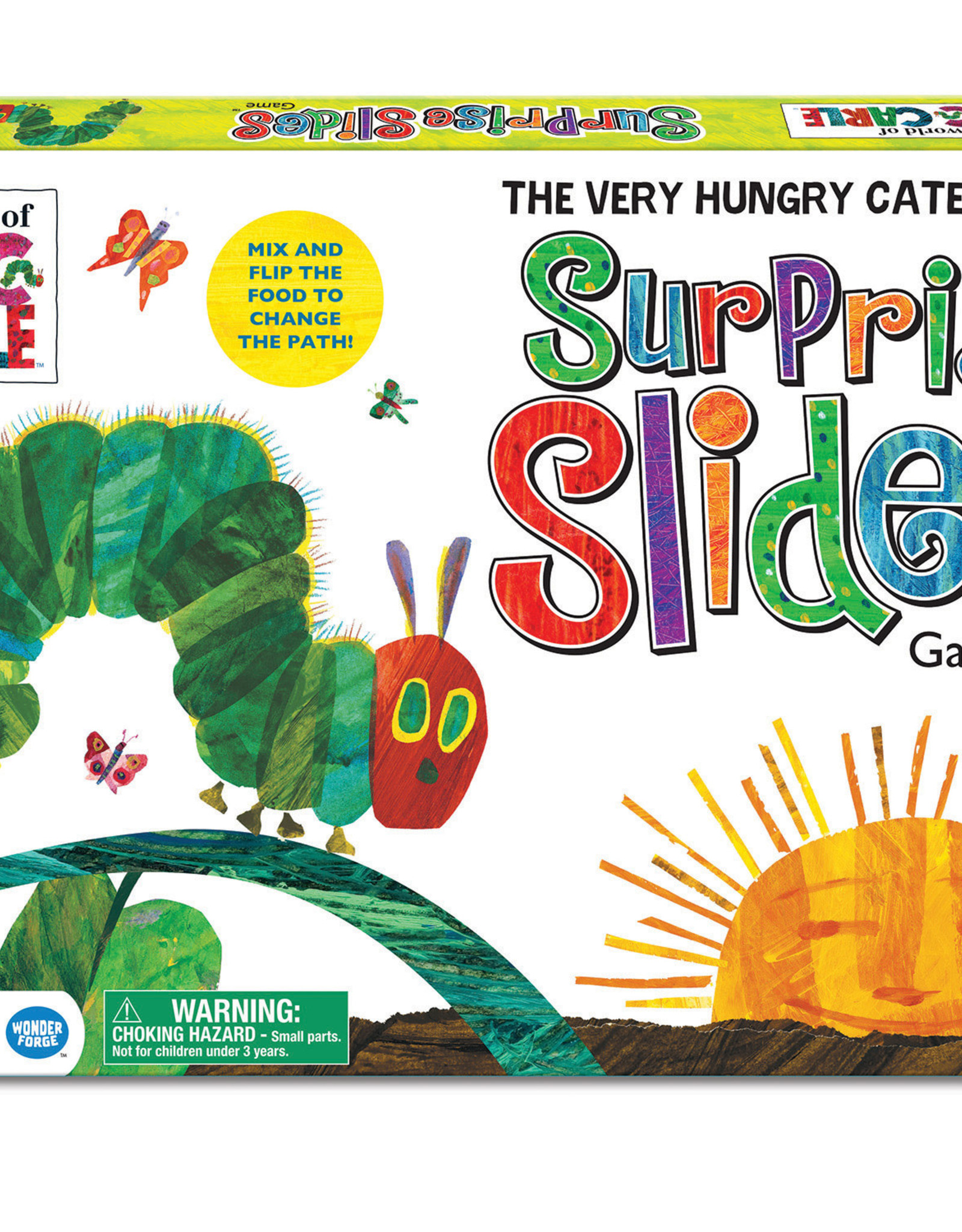 Wonder Forge The Very Hungry Caterpillar Surprise Slides