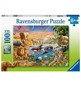 Ravensburger Savannah Jungle Waterhole 100pc