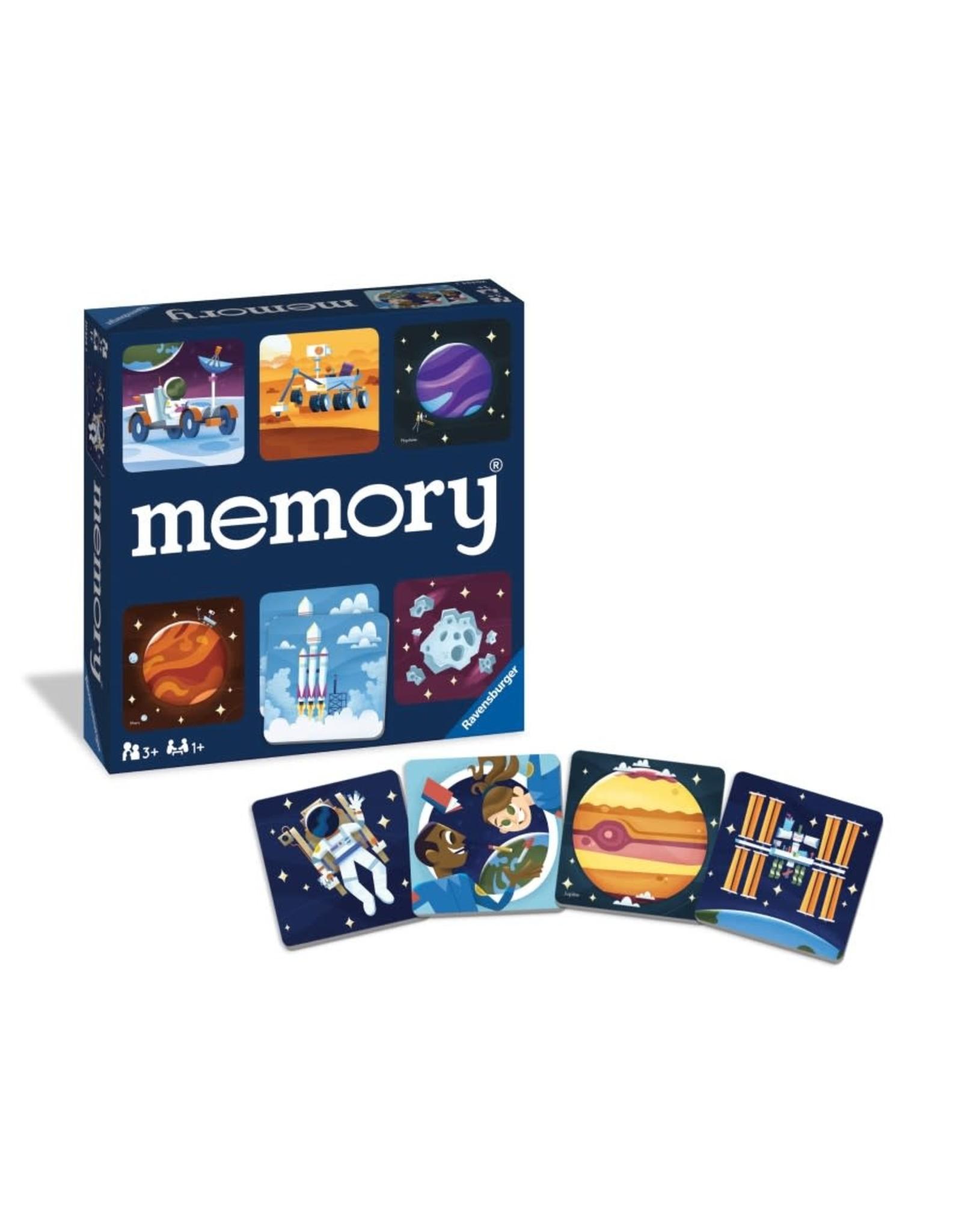 Ravensburger Memory: Space