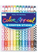 Ooly Color Appeel Crayons - Set of 12