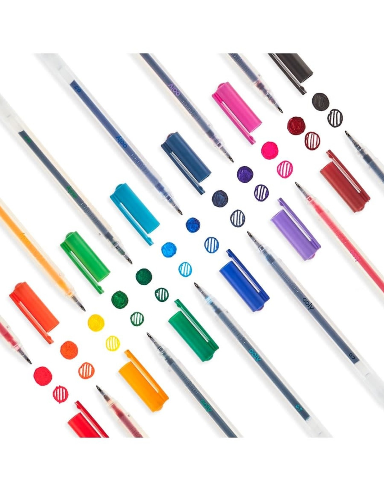 Ooly Color Luxe Gel Pens - Set of 12