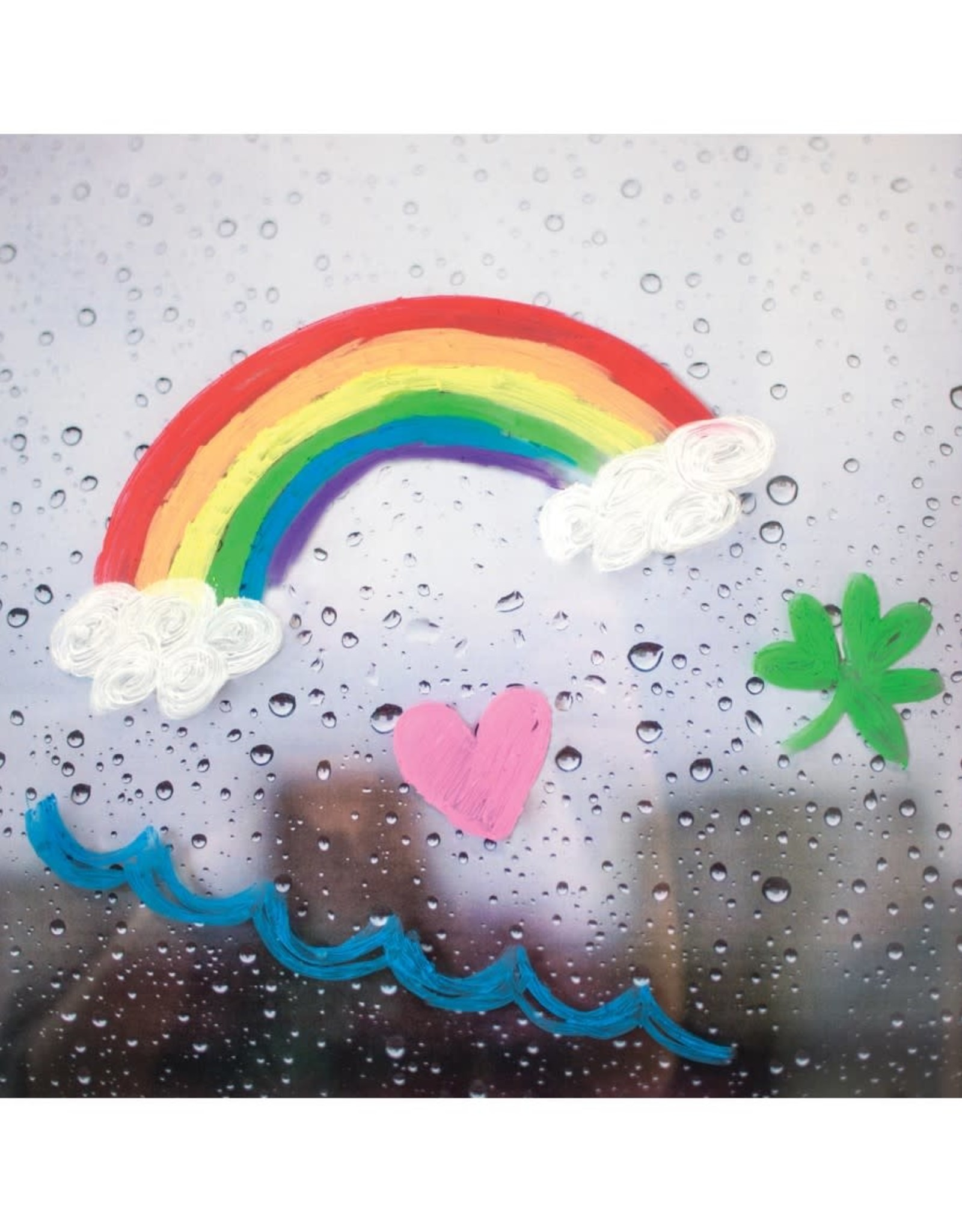 Ooly Rainy Dayz Crayons - Set of 12