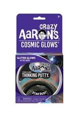"Crazy Aaron's Puttyworld Crazy Aaron's Putty - Cosmic Star Dust 4"" Tin"