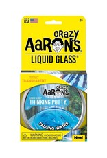 """Crazy Aaron's Puttyworld Crazy Aaron's Putty - Falling Water 4"""" Tin"""
