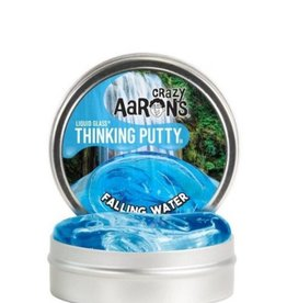 "Crazy Aaron's Puttyworld Crazy Aaron's Putty - Falling Water 4"" Tin"