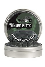 Crazy Aaron's Puttyworld Thinking Putty 4'' Tin - Magnetic Strange Attractor
