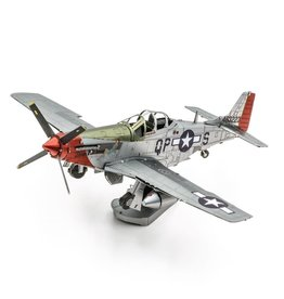 Metal Earth Metal Earth - P-51D Mustang