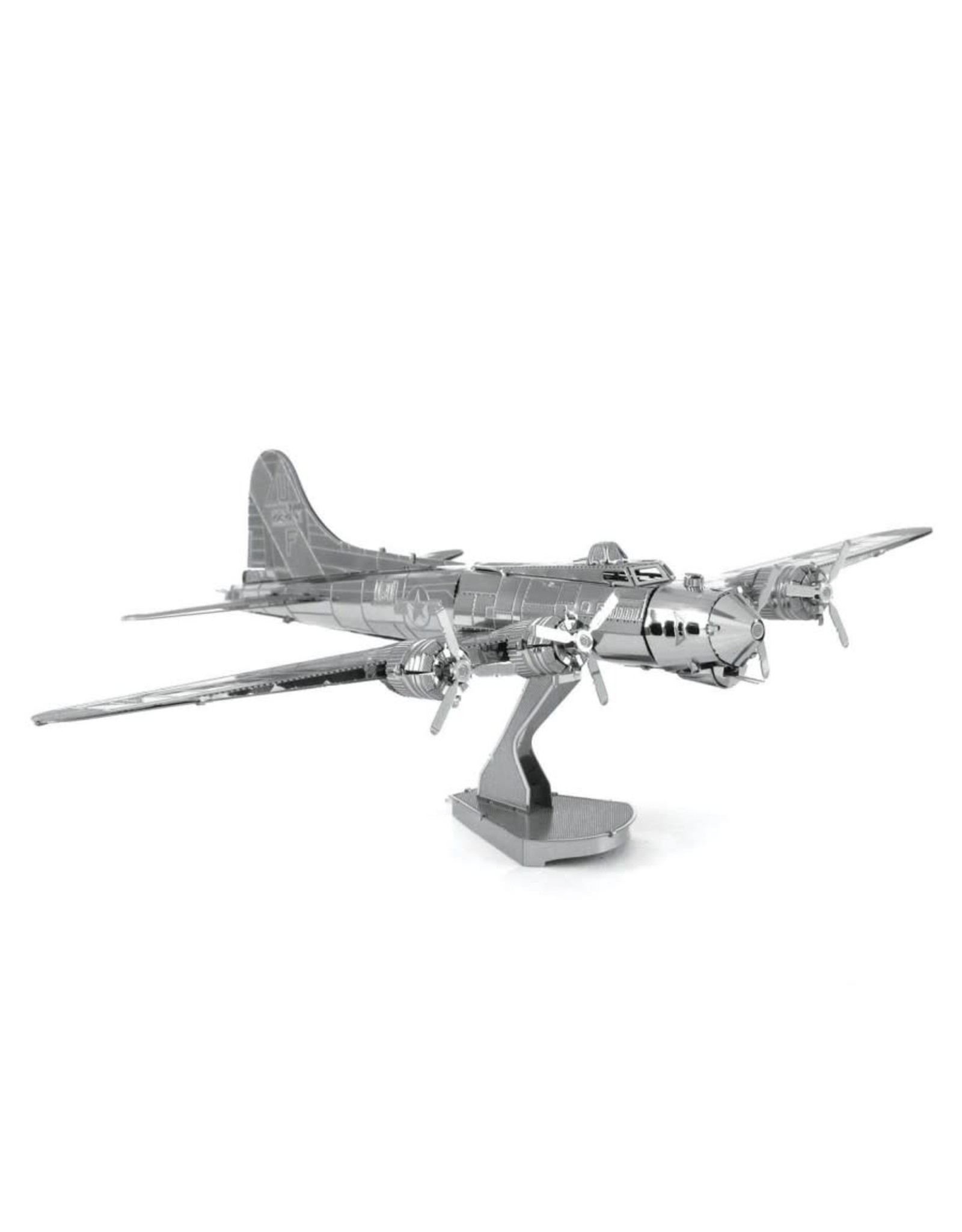 Metal Earth Metal Earth - B-17 Flying Fortress Boeing Plane