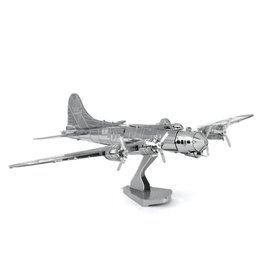 Metal Earth Metal Earth - B-17 Flying Fortress Boeing Plane