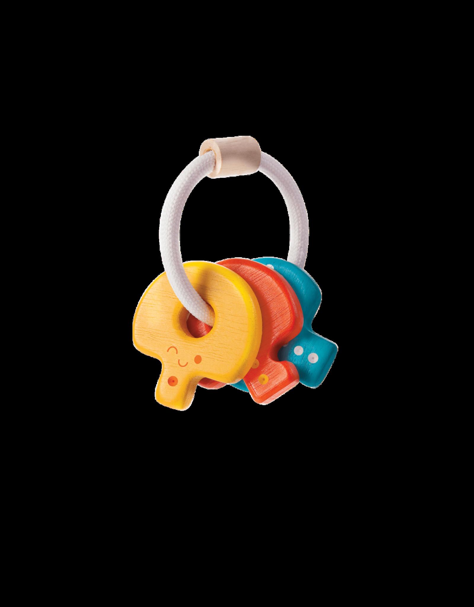 Plan Toys Plan - Baby Key Rattle