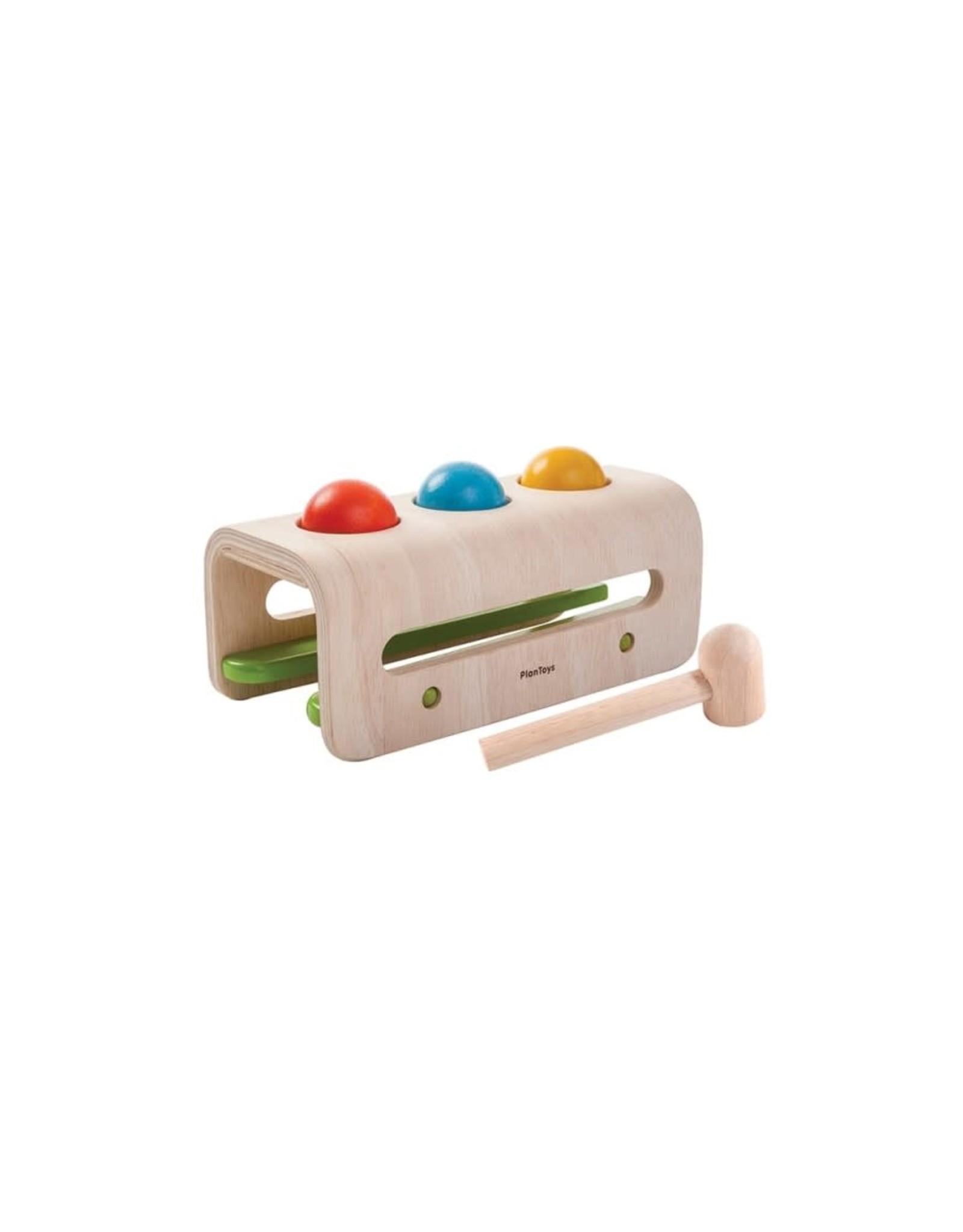 Plan Toys Plan - Hammer Balls